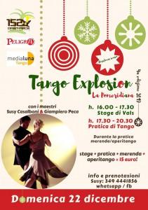 tango explosion dicembre 2019