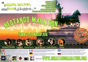 neotango marathon 2016