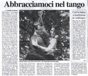 abbracciamoci nel tango