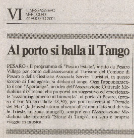 tango messaggeropesaro