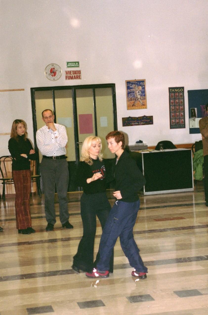Stage con Cecilia Gonzalez alla sala Primavera di Cesena