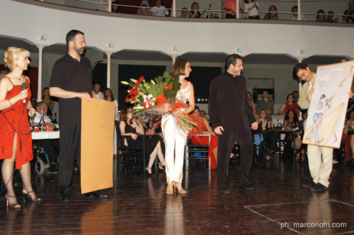 Fabian e Carolina a Teatro Verdi