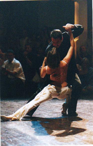Fabian e Carolina al Teatro Verdi 2006