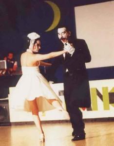 Eduardo Cappussi e Mariana Flores al Tangram di Montereale
