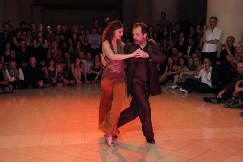 gustavoygiselle mdialuna tango revolucion 2012