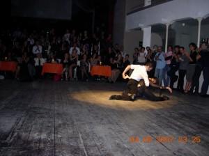 Lucila y joe 2007 Teatro Verdi Cesena