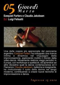EZEQUIEL FARFARO E CLAUDIA